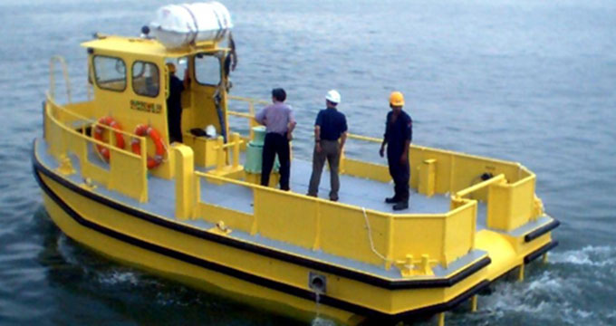 FIVE Aluminium Boat & Engineering Pte Ltd